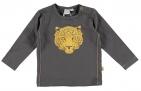 Babylook T-Shirt Tiger Grey