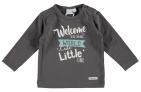 Babylook T-Shirt Welcome Iron Gate