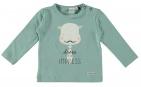 Babylook T-Shirt Impress Blue Surf