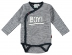Babylook Romper Boy Melange