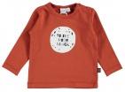 Babylook T-Shirt Moon Cinnamon