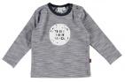 Babylook T-Shirt Moon Melange