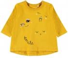 Name It T-Shirt Kara Golden Orange