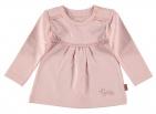 BESS T-Shirt Crochet Pink