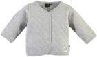 Babyface Vest Stitch Light Grey