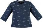 Babyface T-Shirt Lamb Royal Blue