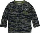 Quapi T-Shirt Vedde Army Green