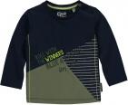 Quapi T-Shirt Vicco Mid Blue