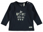 Bampidano T-Shirt Be Brave Navy
