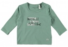 Bampidano T-Shirt Milk Soft Green