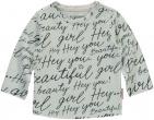 Quapi T-Shirt Xaomy White Text
