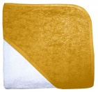 BD Collection Babycape Wit / Ocher