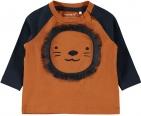 Name It T-Shirt Romin Umber