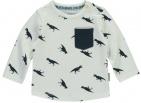 Quapi T-Shirt Xabi White Dino
