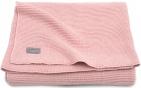 Jollein Deken Basic Knit Blush PInk  75 x 100 cm