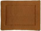 Meyco Boxkleed Knit Basic Camel 77 x 97 cm
