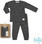 Feetje Pyjama Panther Paul Grijs