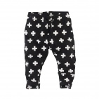 Z8 Broek Mundo Black Crosses