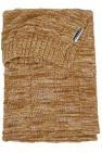 Meyco Deken Block Mixed Oker/Camel  75 x 100 cm