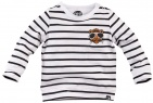Z8 T-Shirt Stockholm Black White Stripe