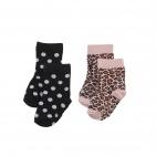 Z8 Sokjes Athens Soft Pink / Black