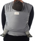 Meer info over Babylonia Tricot-Slen Organic Silver Cloud
