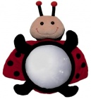 Baby Car Mirror Ladybug