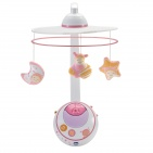 Chicco Muziekmobiel Toys Magic Stars Pink