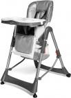 Kinderstoel Qute Q-Diner Zilver