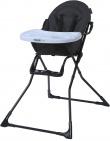 Titaniumbaby Kinderstoel i-Dinner Dark Grey