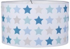 Little Dutch Hanglamp  Mixed Stars Mint 20 x 30 cm