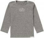 Noppies T-Shirt Puck Anthracite