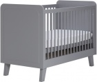 Coming Kids Ledikant 60-120 Scandi Grey